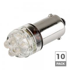 BA9s LED Landscape Light Bulb - 4 LED - BA9s Retrofit
