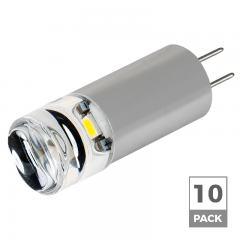 G4 LED Landscape Light Bulb - 1 LED - Bi-Pin LED Bulb - 10W Equivalent - 105 Lumens