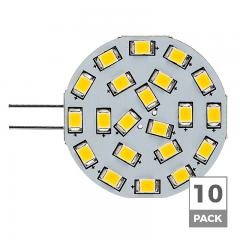 G4 LED Landscape Light Bulb - 35W Equivalent - Bi-Pin LED Disc - 350 Lumens
