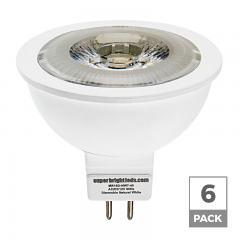 MR16 LED Bulb - 60 Watt Equivalent - 12V AC/DC - Bi-Pin LED Spotlight Bulb - 685 Lumens