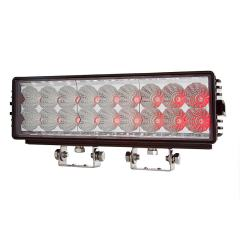 "11"" Off-Road Infrared LED Light Bar - 18W"