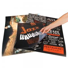 Custom Luxart® Graphic Insert for Snap-Open Frame LED Light Boxes