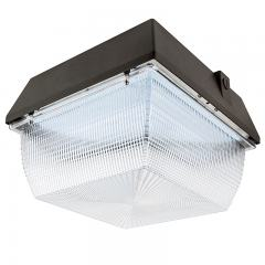 LED Canopy Light and Parking Garage Light - 100W - 4000K - 175W MH Equivalent - 9,000 Lumens