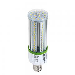 12W LED Corn Bulb - 1,380 Lumens - 100W Incandescent Equivalent - E26/E27 Medium Screw Base - 4000K/3000K