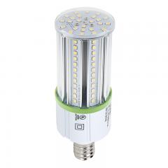 15W LED Corn Bulb - 1,650 Lumens - 100W Incandescent Equivalent - E26/E27 Medium Screw Base - 4000K/3000K