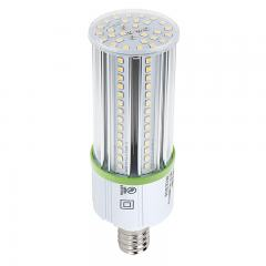 20W LED Corn Bulb - 2,200 Lumens - 50W Metal Halide Equivalent - E26/E27 Medium Screw Base - 4000K/3000K