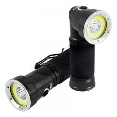 LED Flashlight - NEBO CRYKET - 250 Lumens
