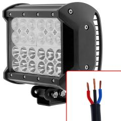"6.5"" Quad-Row Off-Road LED Light Bar w/ Multi Beam Technology - 55W - 5,040 Lumens"