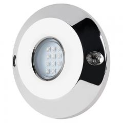 LED Underwater Boat Lights and Dock Lights - Single Array - 60W