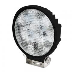 "Off-Road LED Work Light/LED Driving Light - 4.5"" Round - 13W - 1,350 Lumens"
