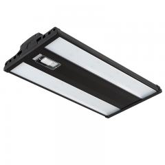 220W LED Linear High Bay - Programmable Microwave Motion Sensor - 28,600 Lumens - 2ft - 400W Metal Halide Equivalent - 5000K