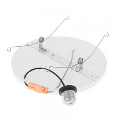 "5""-6"" Can Light Conversion Kit for 7"", 9"", and 12"" Round LED Downlights"