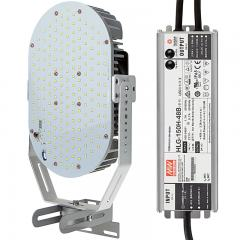 150W LED Retrofit Kit for 400W Metal Halide Fixtures - 18800 Lumens - 5000K