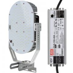 150W LED Retrofit Kit for 400W MH Fixtures - 18,500 Lumens - 5000K