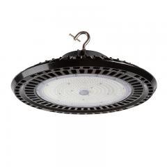 240W Black UFO LED High Bay Light - 38400 Lumens - 1000W Metal Halide Equivalent