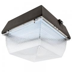 Photocontrol LED Canopy Light and Parking Garage Light - 100W - 4000K - 175W MH Equivalent - 9,000 Lumens