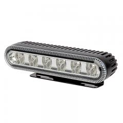 Vehicle LED Mini Strobe Light - 18W - Surface Mount