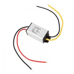 Step-Down DC/DC Voltage Converter - 40V (8-40V) to 24V (3.3-24V) Power Reducer