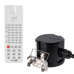 Merrytek Microwave Motion Sensor w/ Optional Remote - Reflector Mount