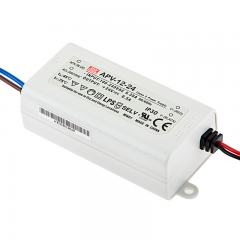 Mean Well LED Switching Power Supply - AP Series 12-35W Single Output LED Power Supply - 24V DC
