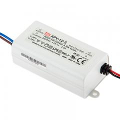 Mean Well LED Switching Power Supply - AP Series 10-25W Single Output LED Power Supplies - 5V DC