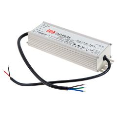 Mean Well LED Switching Power Supply - CLG Series 60-150W Single Output LED Power Supply - 24V DC