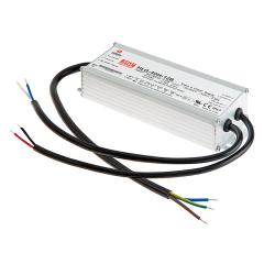 Mean Well LED Switching Power Supply - HLG Series 40-480W AC Dimmable LED Constant Current Driver - 12V DC, B-Type