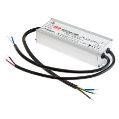 Mean Well LED Switching Power Supply - HLG Series 40-600W Dimmable LED Constant Current Driver - 24V DC - B-Type