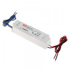 Mean Well LED Switching Power Supply - LPC Series 30-35W Single Output Constant Current LED Driver