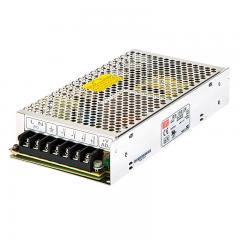 Mean Well LED Switching Power Supply - RS Series 150W Enclosed LED Power Supply - 24V DC