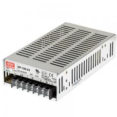 Mean Well LED Switching Power Supply - SP Series 100-320W Enclosed LED Power Supply with Built-in PFC - 24V DC