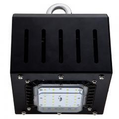 led gooseneck barn light 42w 4000k 3000k 100w mh. Black Bedroom Furniture Sets. Home Design Ideas