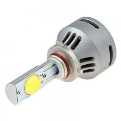 Motorcycle LED Headlight Conversion Kit - 9005 LED Headlight Bulb Conversion Kit