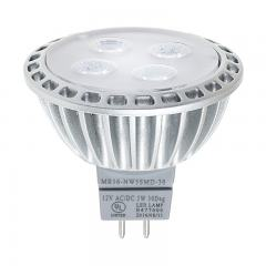 MR16 LED Boat and RV Light Bulb - 40 Watt Equivalent - Spotlight Bi-Pin Bulb - 40 Watt Equivalent - 400 Lumens