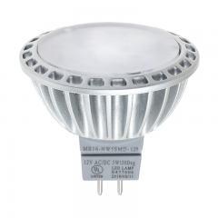 MR16 LED Landscape Light Bulb - 120 Degree - 50W Equivalent