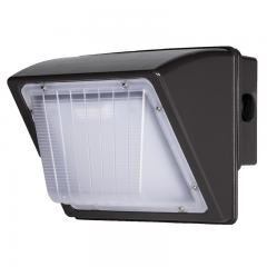 48W Small LED Wall Pack - 5,100 Lumens - 250W Metal Halide Equivalent - 4000K