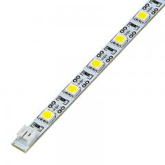 Narrow Rigid LED Light Bar w/ High Power 3-Chip SMD LEDs - 690 Lumens