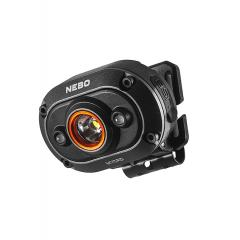 NEBO MYCRO - Headlamp and Cap Light - Rechargeable - 400 Lumens