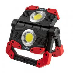 NEBO OMNI 2K - Omni-Directional Work Light - Rechargeable - 2000 lumens