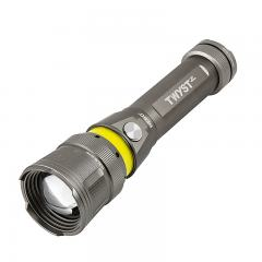 NEBO TWYST Z - LED Flashlight w/ Built-In COB Work Light and Lantern - 200 Lumens