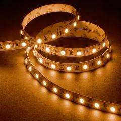 5050 Outdoor Single-Color LED Strip Light/Tape Light - 12V - Weatherproof IP66 - 226 Lumens/ft