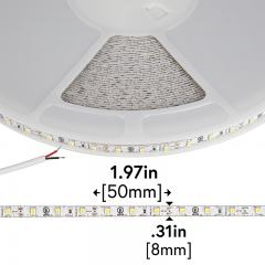 LED Strip Light Reel - 12V LED Tape Light - 101' - 64 Lumens/ft.