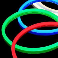 LED Neon Strip Light - 5m LED Side Bend Neon Flex - 24V - IP65