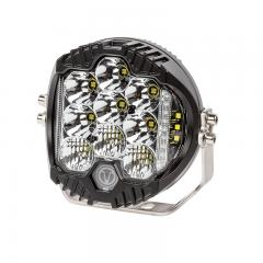 """5"""" Round Side Shooter Off-Road Driving Light - Combo Spot/Flood - 25W - 2,600 Lumens"""