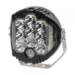 """7"""" Round Side Shooter Off-Road Driving Light - Combo Spot/Flood - 50W - 5,600 Lumens"""