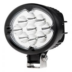 "Off-Road LED Work Light/LED Driving Light - 5.75"" Oval - 21W - 2100 Lumens"