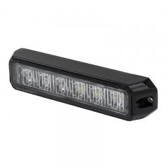 "5"" Grille and Surface Mount LED Strobe Light Head - 18W"