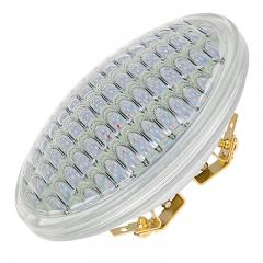 Weatherproof PAR36 LED Boat and RV Light Bulb - 60 Watt Equivalent - Bi-Pin LED Spotlight Bulb - 700 Lumens