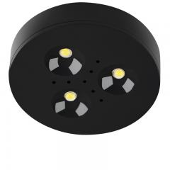 """2.75"""" Recessed/Surface Mount LED Puck Lights - 255 Lumens"""