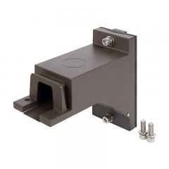 Square/Round Pole Mount with Fixed Arm - PLLD-S Series Parking Lot Lights